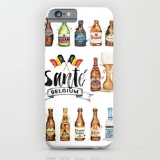 Belgium Beers Slim Case iPhone 6s