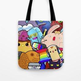 SOCIETY Tote Bag
