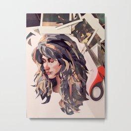 erica Metal Print