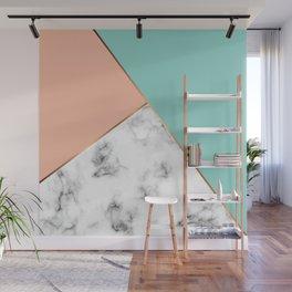 Marble Geometry 056 Wall Mural