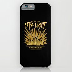 Welcome to the City of Light iPhone 6s Slim Case