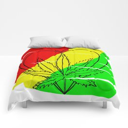 """Mary Love"" Comforters"