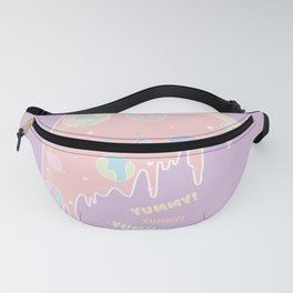 Party - Illustration Fanny Pack