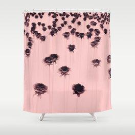 Poisoned garden Shower Curtain
