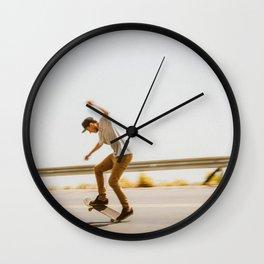 skill game Wall Clock