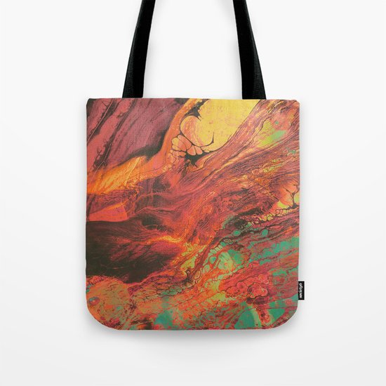 Feed your head III Tote Bag