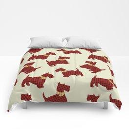 Scottish Terrier Comforters