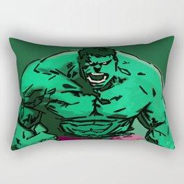 Hulk v1 Rectangular Pillow