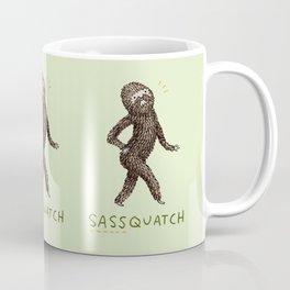 Sassquatch Coffee Mug