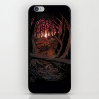 berserk iPhone & iPod Skins featuring Children In the Wood by TheMagicWarrior