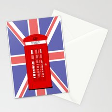 London Calling Stationery Cards