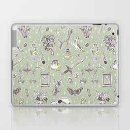 Witchcraft Pattern Laptop & iPad Skin