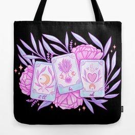 Your Future Will Be Bright // Black Tote Bag