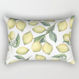 Lemon Fresh Rectangular Pillow