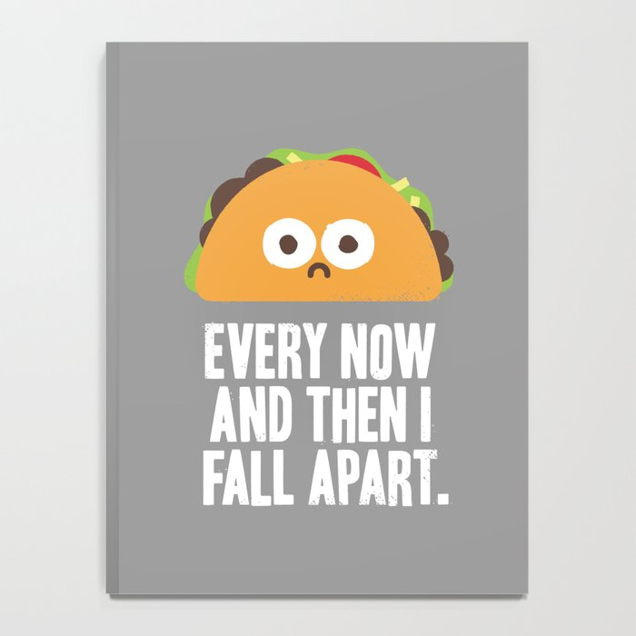 Taco Eclipse of the Heart Notebook