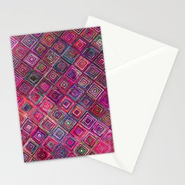 Traditional Anthropologie Oriental Moroccan Style Design Stationery Cards