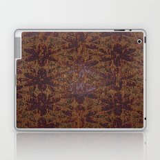 Rusty Flowers Laptop & iPad Skin