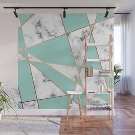 Marble Geometry 055 Wall Mural