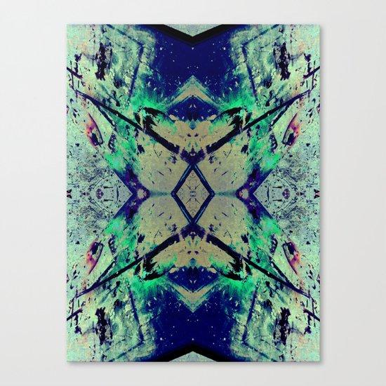 Paint Splatter II Canvas Print