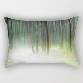 Sentiero Luminoso Rectangular Pillow