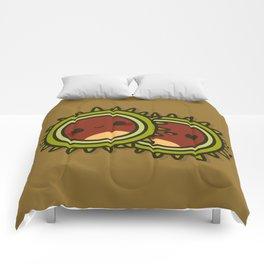 Cute Conkers Comforters