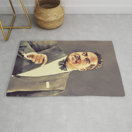 Jimmy Witherspoon, Music Legend Rug