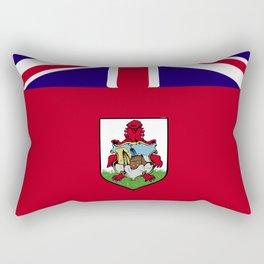Bermuda flag emblem Rectangular Pillow