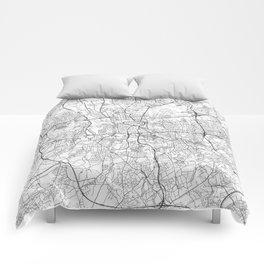 Dortmund Map Line Comforters