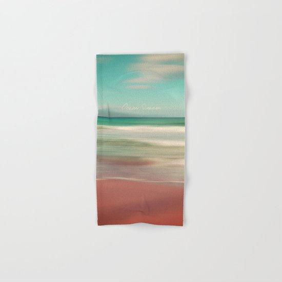 Ocean Dream IV Hand & Bath Towel