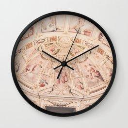 Vatican 02 Wall Clock