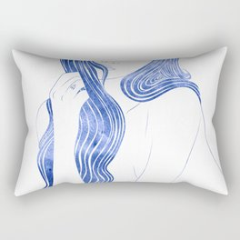 Nereid XV Rectangular Pillow