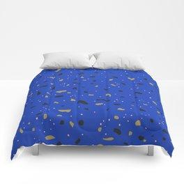 Granite (blue) Comforters