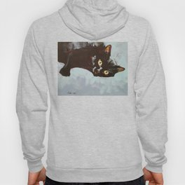 Black Cat Etude II Hoody