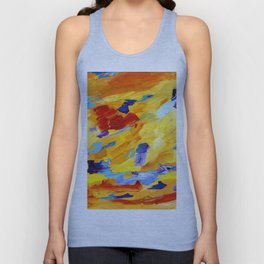 Abstract910 Unisex Tank Top
