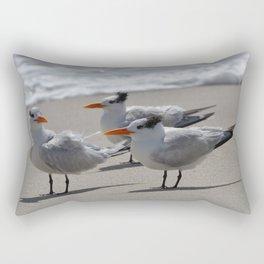 tern, tern, tern Rectangular Pillow