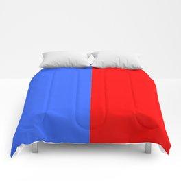 Flag of Paris 3 Comforters