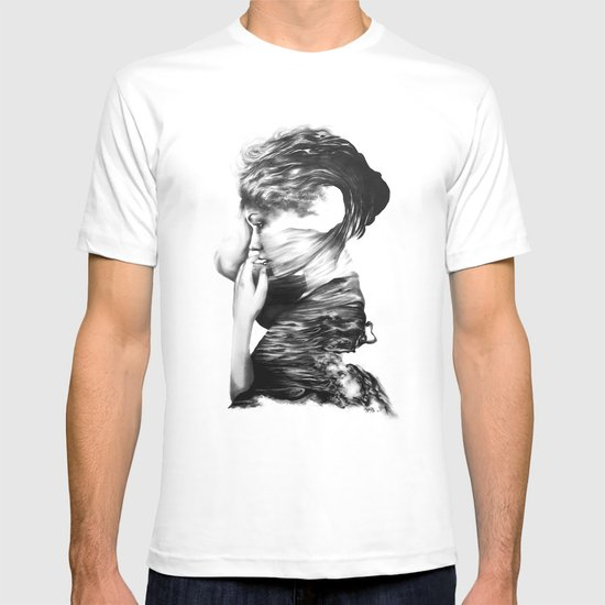 The Sea and the Rhythm // Illustration T-shirt
