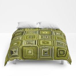 Electric Field Art XVI Comforters