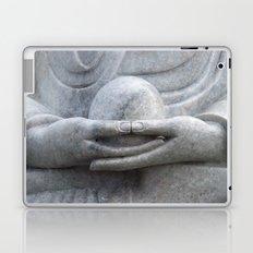 Buddhas Hands Laptop & iPad Skin