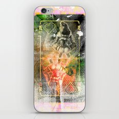 KUSTOM HEART iPhone & iPod Skin