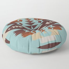 American Native Pattern No. 290 Floor Pillow