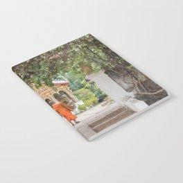 Luang Prabang Monk Notebook