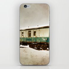 Out in the Cold iPhone & iPod Skin