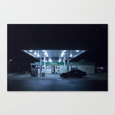 (gas'N'glow) Canvas Print