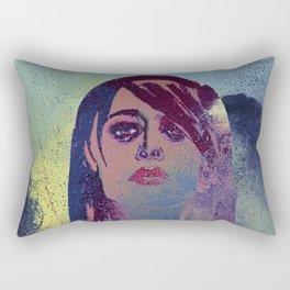 natalic cosmos Rectangular Pillow