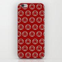 arya stark iPhone & iPod Skins featuring Stark by Johanna Stark