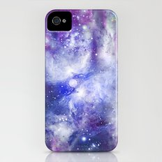 Space iPhone (4, 4s) Slim Case
