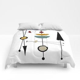 Mid Century 12 Comforters