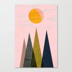 Dawn Canvas Print