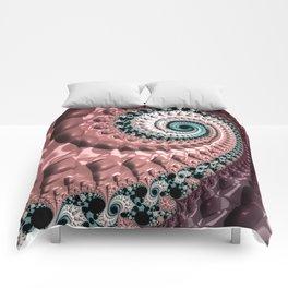 Lumpy Snail Comforters